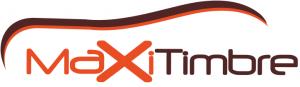 logotipo maxitimbre